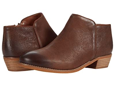 SoftWalk Rocklin (Brown Chestnut Leather) Women