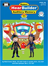 Super Duper Publications HearBuilder Auditory Memory - Home Version