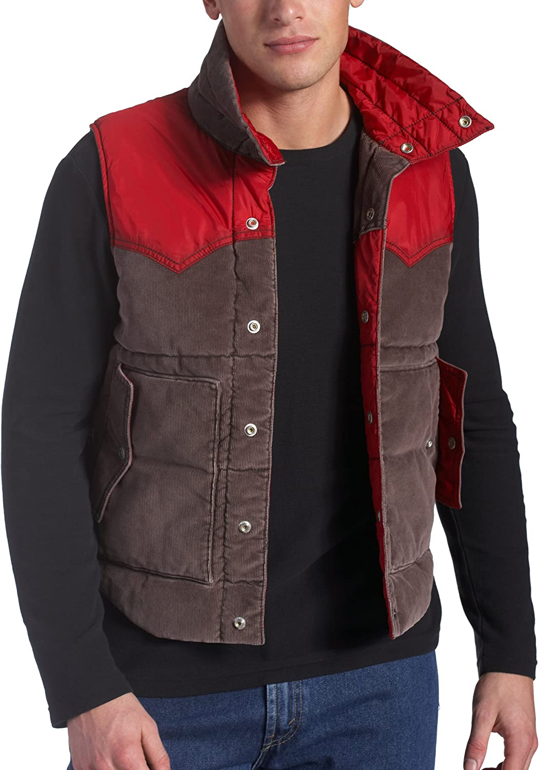 Limited time trial price Levi's Young Max 47% OFF Men's Drifter Vest