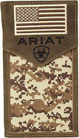 Ariat - Sport Patriot Rodeo Wallet