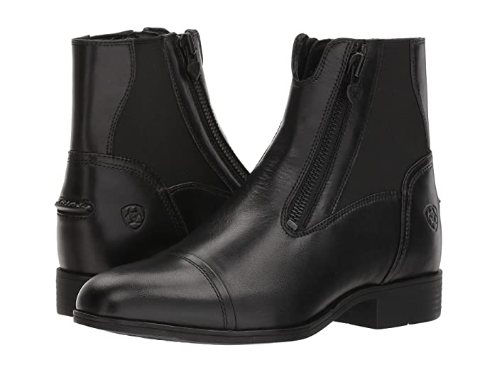 Ariat  Kendron Pro Paddock (Black) Womens Pull-on Boots