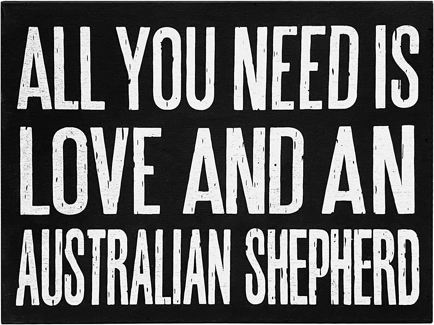JennyGems All You Need 2021new shipping free is Love High order an Shepherd - Australian and Stan