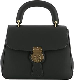 BURBERRY 4054220 - Bolso de mano, color negro Negro talla única