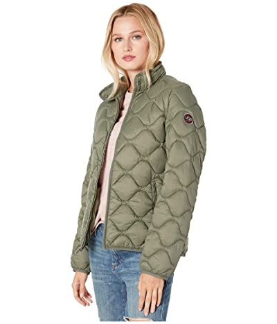 UGG Selda Packable Quilted Jacket (Olive) Women