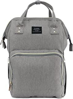 Best land diaper bag backpack Reviews