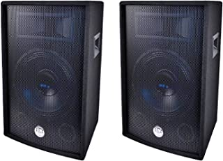 Passieve luidsprekers 2x300W 30cm BM SONIC