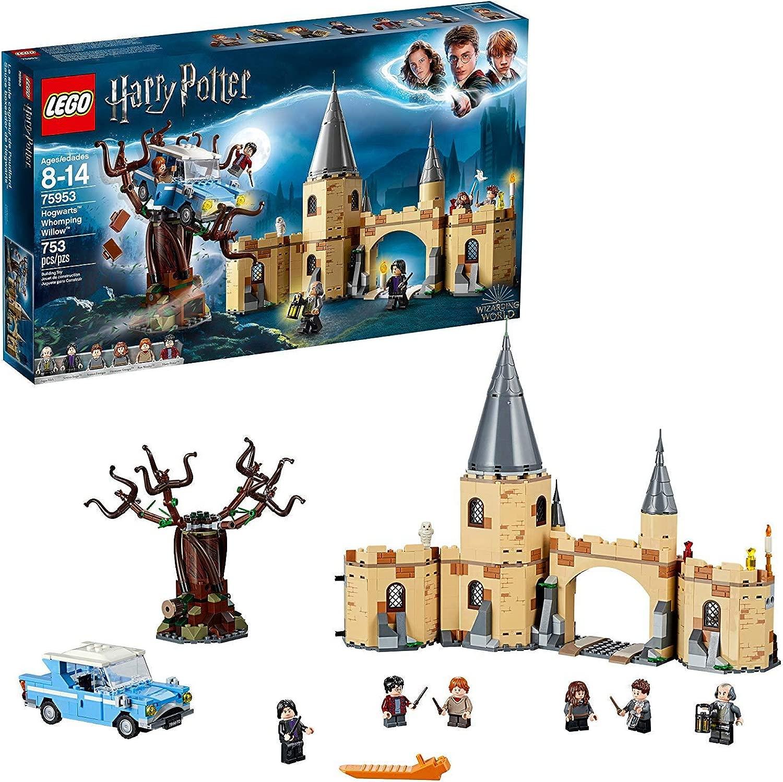 Lego la telecamera dei segreti Hogwarts Whomping Willow 75953kit di costruzione (753pezzi), una confezione