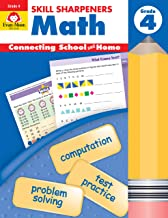 Skill Sharpeners Math, Grade 4