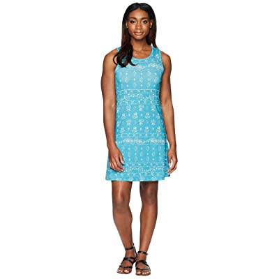 Aventura Clothing Blakely Dress (Pagoda Blue) Women