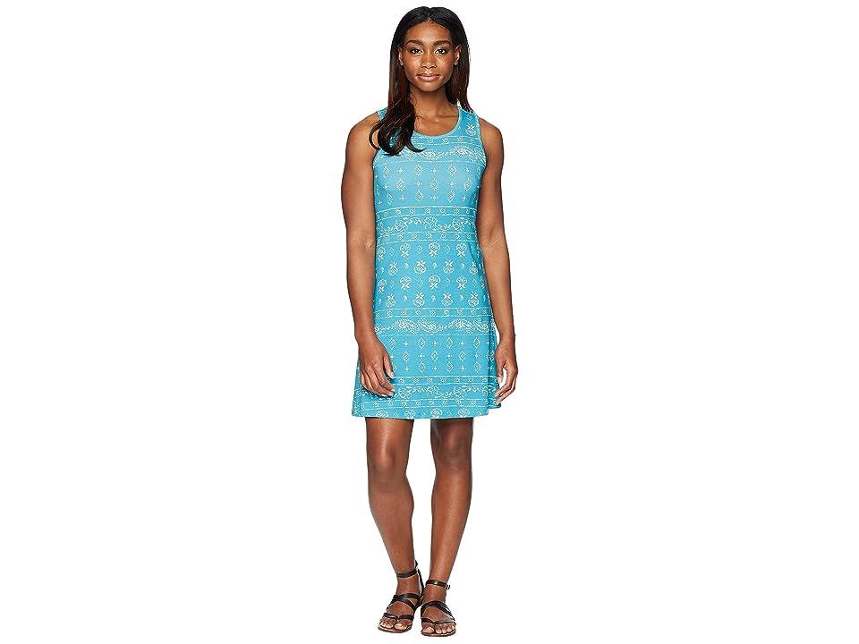 Aventura Clothing Blakely Dress (Pagoda Blue) Women