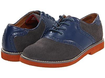 Florsheim Kids Kennett Jr. (Toddler/Little Kid/Big Kid) (Gym Grey Multi) Boys Shoes