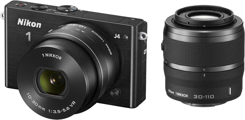 Nikon 1 J4 Baltimore Mall Digital Camera with NIKKOR 10-30mm f Zoo PD Ranking TOP18 3.5-5.6