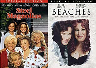 Friends Forever 2-Movie Set - Steel Magnolias & Beaches DVD Bundle Double Feature