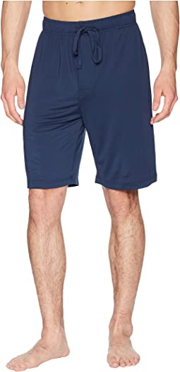 92 Poly/8 Span Sleep Shorts