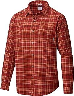 Boulder Ridge Flannel - Men's Rusty Multi Plaid, L