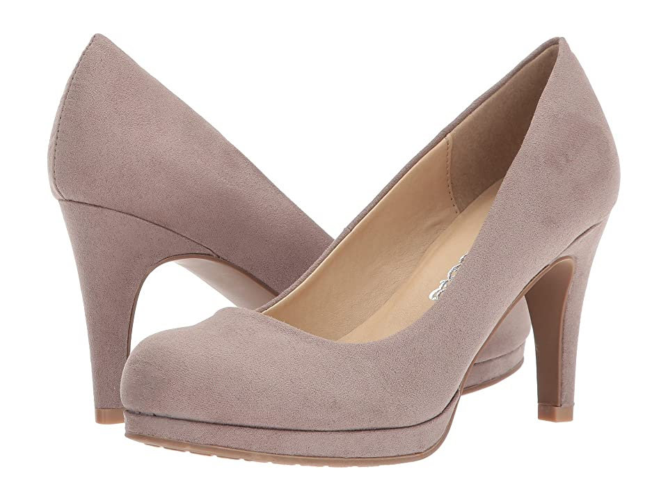 Dirty Laundry DL Night Owl Pump (Pebble Taupe) Women