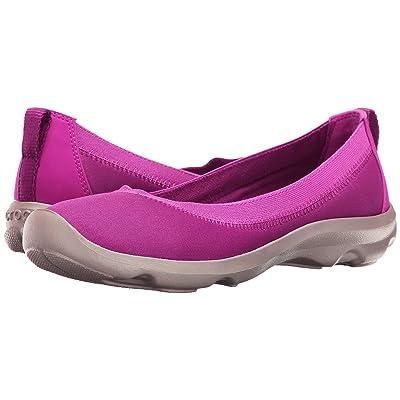 Crocs Busy Day Stretch Flat (Vibrant/Violet) Women