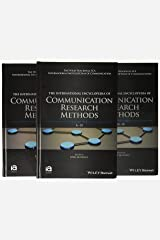 The International Encyclopedia of Communication Research Methods (ICAZ - Wiley Blackwell-ICA International Encyclopedias of Communication) Hardcover