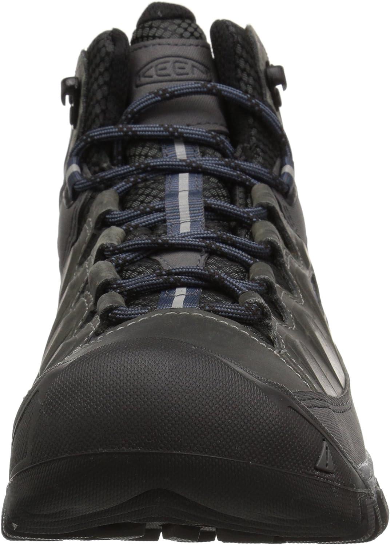 KEEN Mens Targhee III Mid Height Waterproof Hiking Boot