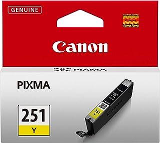 Canon CLI-251 Yellow Ink Tank Compatible to MG6320 , IP7220 & MG5420, MX922, MG5520, MG6420, MG7120, iX6820, iP8720, MG752...