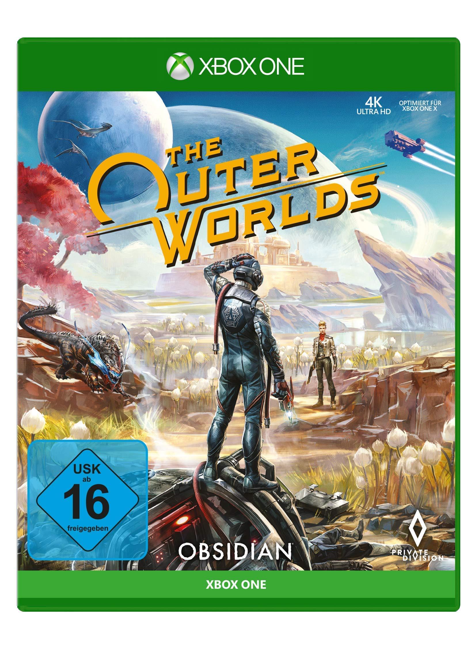 The Outer Worlds - Xbox One [Importación alemana]: Amazon.es ...