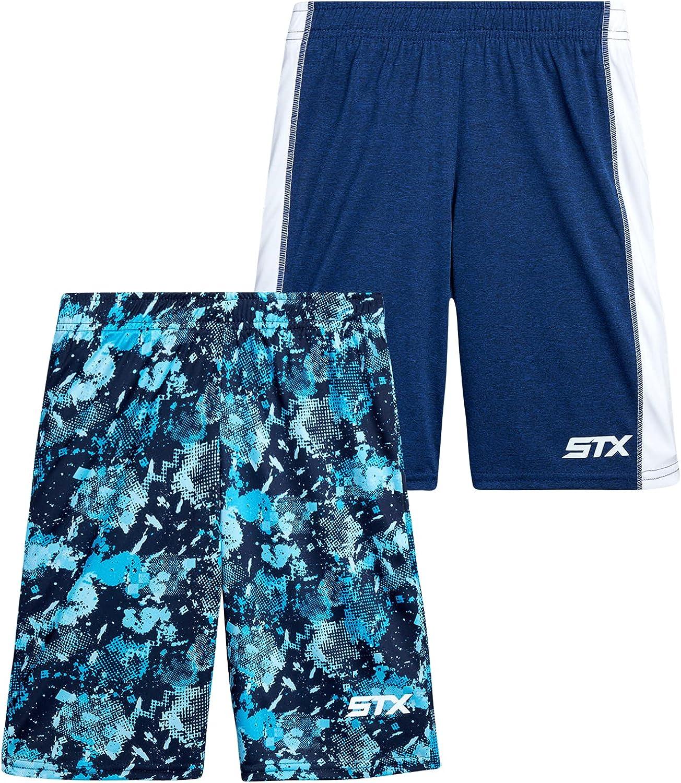 STX Boys' Active Shorts List price – 2 wholesale Short Athletic Lightweight Pack