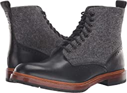 M2 Plain Lace-Up Boot