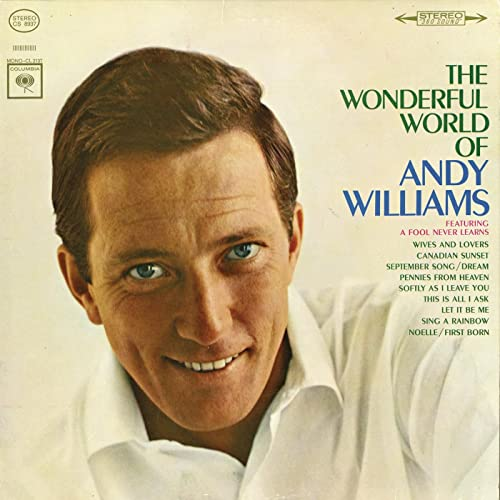 Andy Williams wife