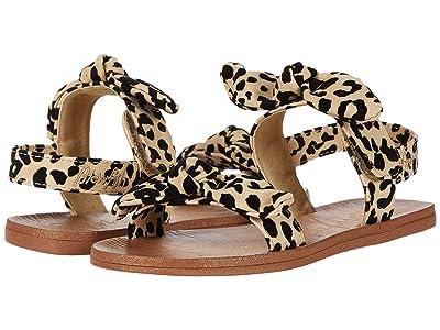 Blowfish Kids Dynk T (Toddler/Little Kid) (Desert Sand Leopard Grasslands) Girls Shoes