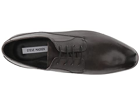 Steve Chameau cher Suedecognac Leatherdark Madden moins Le Gris Lawton R4qan