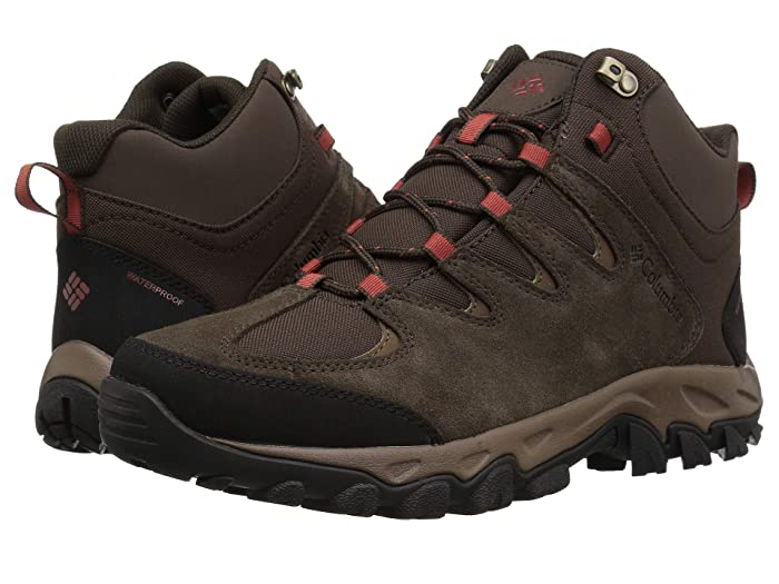 Columbia Buxton Peak™ Mid Waterproof