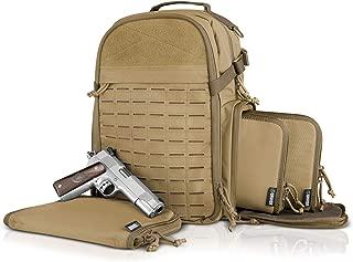 multiple gun range bag