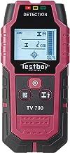 Testboy TV 700 digitale wandscanner (praktische verkeerslichten, contrastrijk LCD met achtergrondverlichting, automatische...