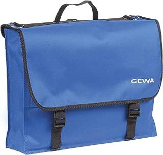 Blue Sheet Music Carrying Bag by Gewa