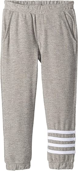 Extra Soft Love Knit Joggers w/ Leg Stripes (Toddler/Little Kids)