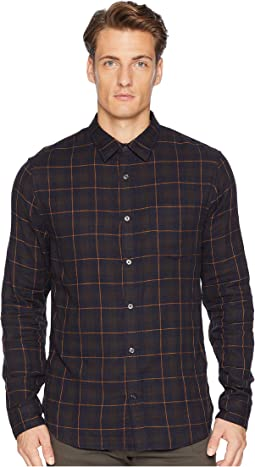 b1e0f37c Double Face Plaid Long Sleeve