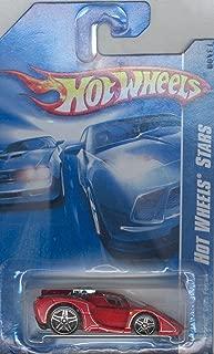 Hot Wheels 2008-066 'TOONED ENZO FERRARI Hot Wheels Stars 1:64 Scale