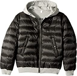 Burberry Kids Mini Langleigh Reversible Puffer (Little Kids/Big Kids)