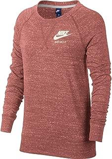 Nike Womens Sportswear Gym Vintage Crew