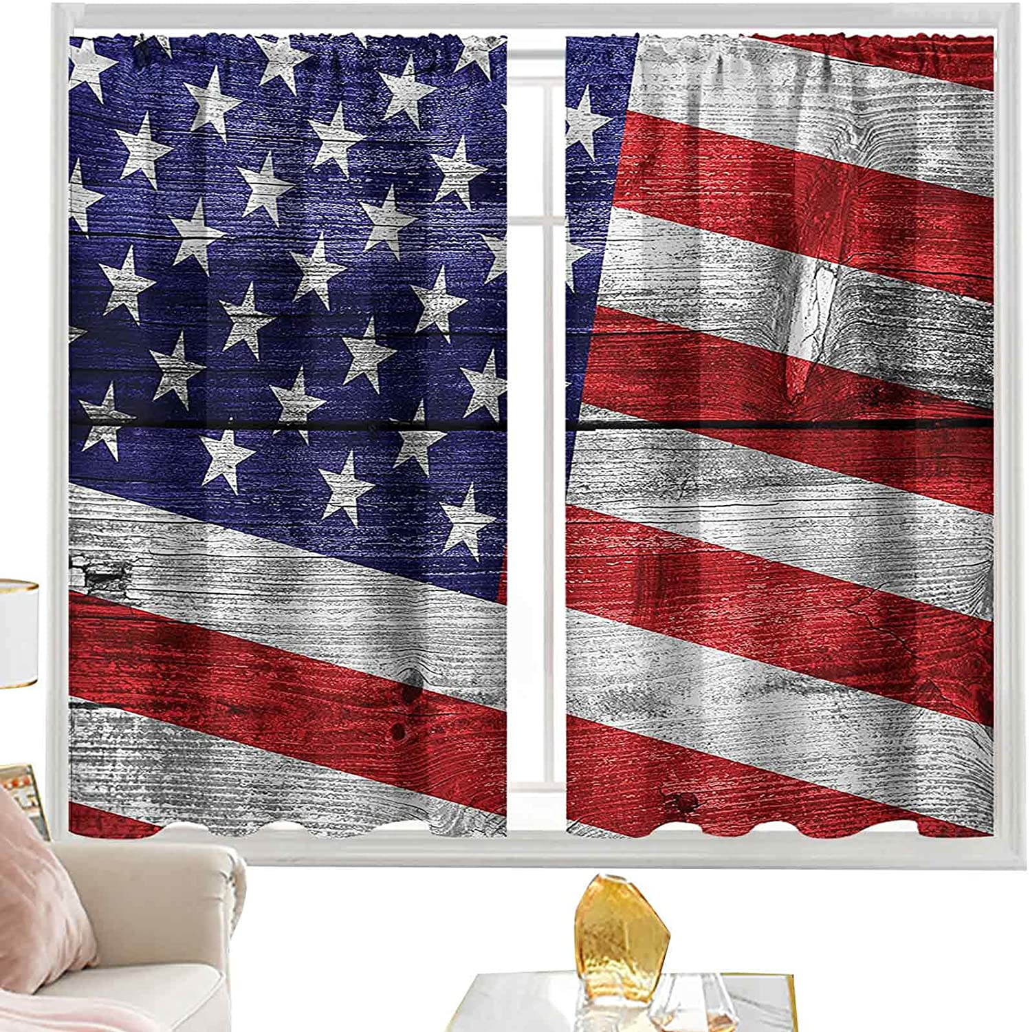 Max 56% OFF Blackout Rod Pocket Curtains Coun Independence Cheap mail order shopping Day Commonwealth