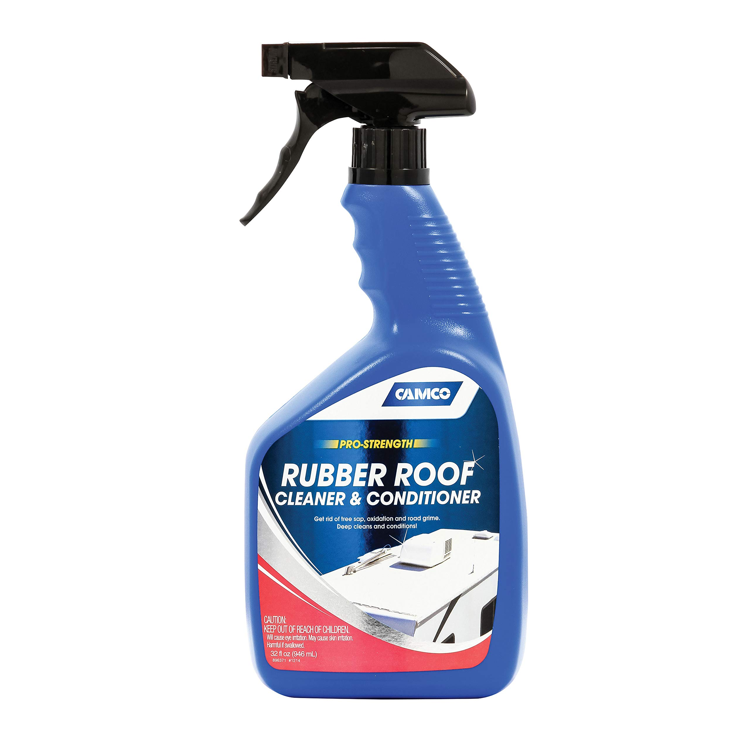 Camco 41063 Rubber Clean Fluid_Ounces