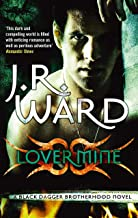 Lover Mine: Number 8 in series (Black Dagger Brotherhood Series Book 9) (English Edition)