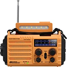 Best battery solar radio Reviews