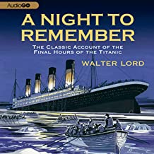a night to remember audiobook