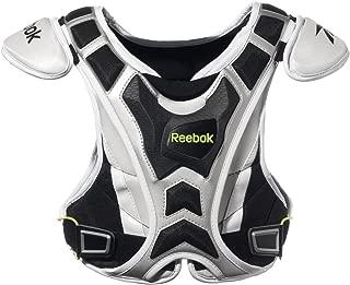 Reebok 10K Shoulder Pad Liner (Black/Silver/Lime)