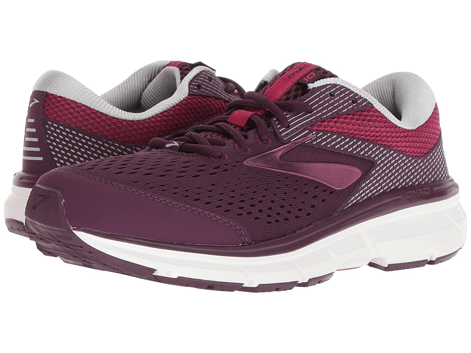 Brooks Dyad 10Atmospheric grades have affordable shoes