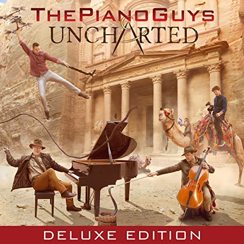 Uncharted Deluxe Piano Guys product image