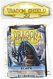 Dragon Shield Funda Standard Black (50)
