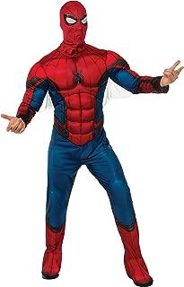 Costume Deluxe Spiderman Mens Costume