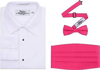 0ce1c88fd42b Amazon.com: Pinks - Tuxedo Shirts / Shirts: Clothing, Shoes & Jewelry